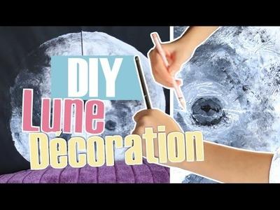 [DIY] Décoration Lune. Moon Decor