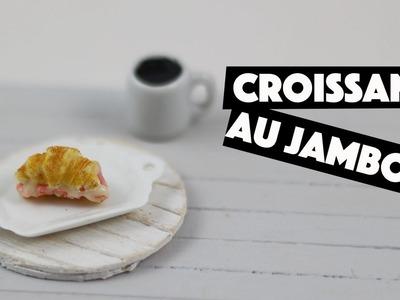 Croissant au Jambon FIMO