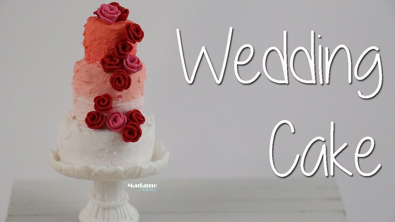 Gâteau de mariage Wedding cake