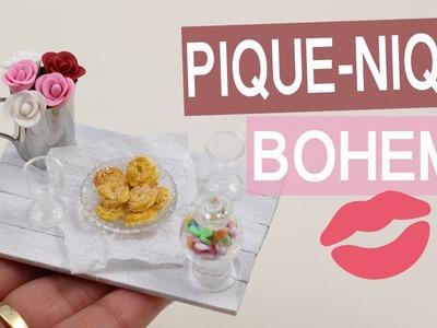 Goûter Pique-Nique Bohême⎪La Petite Epicerie