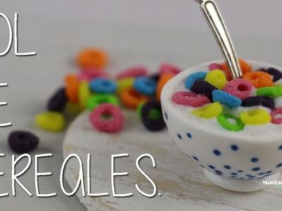 Le Bol De Céréales. Cereales Bowl
