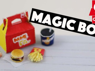 Magic Box Quick FIMO et Papier