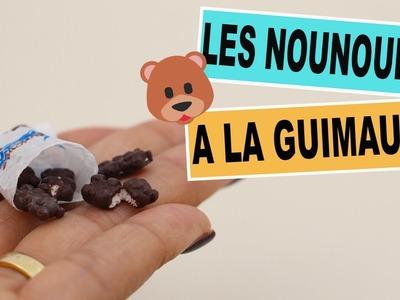 Nounours à la guimauve ⎪Perles and Co