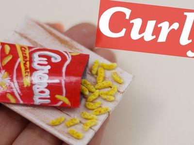 Paquet de Curly ⎪Fimo et Papier