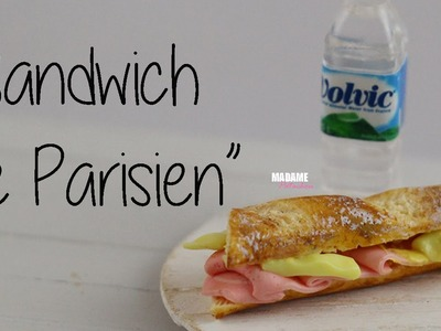 Sandwich jambon beurre (English subtitles)