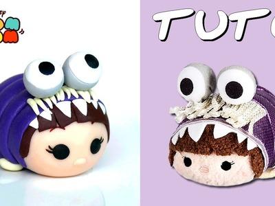 TUTO FIMO | Tsum Tsum Bouh déguisée (de Monstres et compagnie)