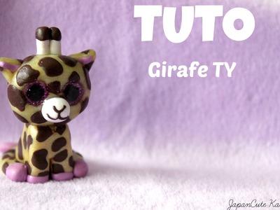 [TUTO] Girafe TY