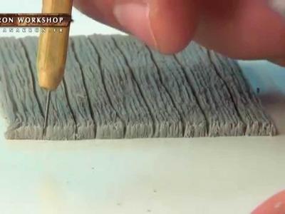 ANAKRON WORKSHOP - Sculpter des planches