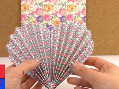Cœur en papier pour la Saint-Valentin | Simple & Rapide à faire | Cadeau & Décoration | DIY Heart