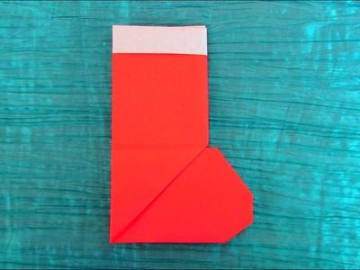 Origami origami rudolph le renne un origami facile pour - Origami sapin de noel facile ...