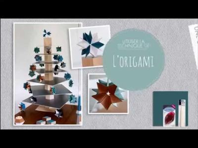 Comment créer une étoile en origami ?