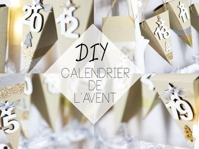Calendrier de l'Avent | DIY Xmas #1