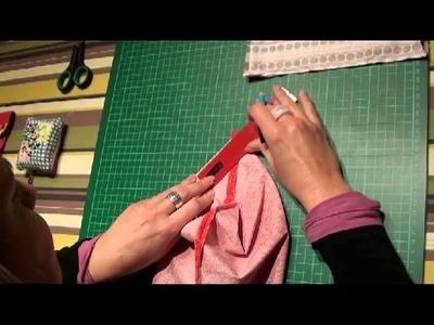 Comment coudre un sac réversible