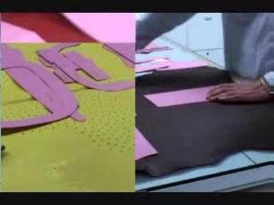 La fabrication d'un sac de Prada