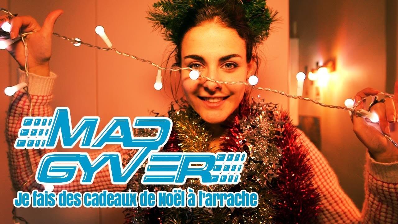 Mad Gyver - Je dois faire des cadeaux de Noël à l'arrache