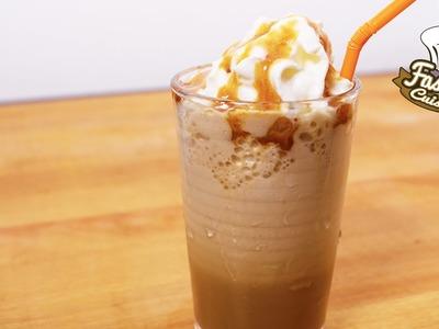 Recette Starbucks : Frappuccino Caramel