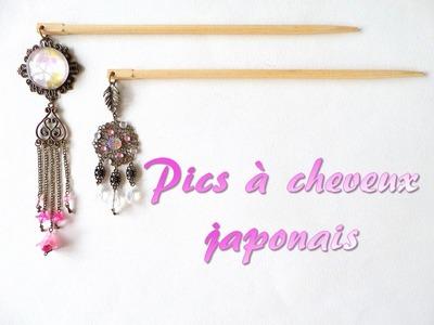 [Tuto] Pics à cheveux japonais