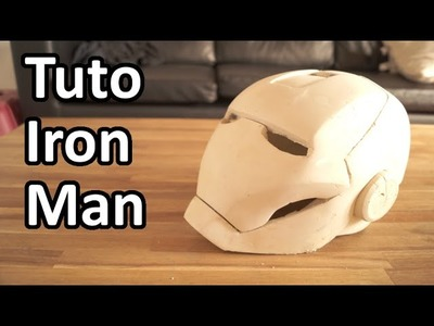 Tutoriel construction d'un masque d'Iron Man - Partie 1.4