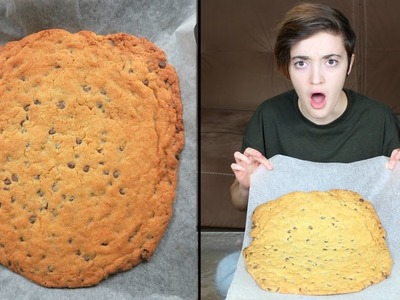GÉANT COOKIE XXL !