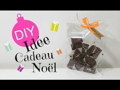 DIY Noël 2016 Fabriquer ses Chocolats Personnalisés à Offrir