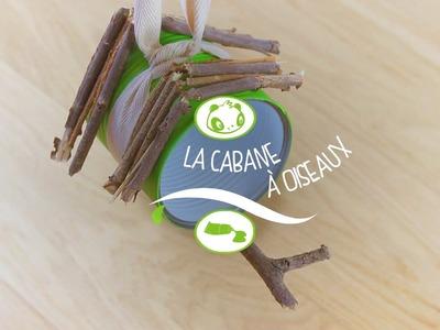 The Daily Craft : La Cabane à oiseaux