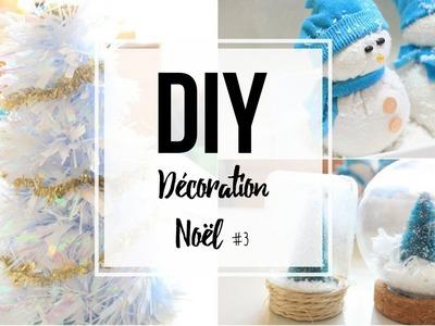 DIY Décoration Noël #3