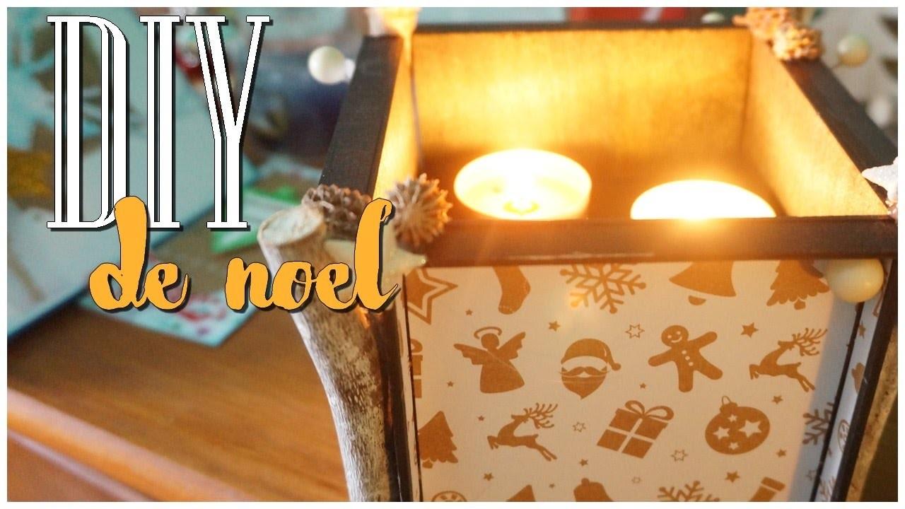 [ DIY n°17 ] : Décoration de Table de Noël #2 ♡