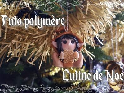 [♥✿ Tuto Fimo : La lutine de Noël ✿♥] ~ [♥✿ Polymer Clay Tutorial : Christmas pixie ✿♥]