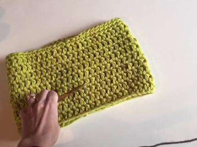Crochet 101: Double crochet