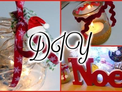 DIY • Déco de Noël !