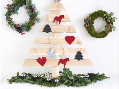 DIY Sapin de Noël