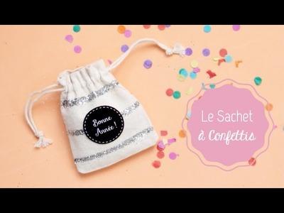 DIY Nouvel An ♡ Le Sachet à Confettis