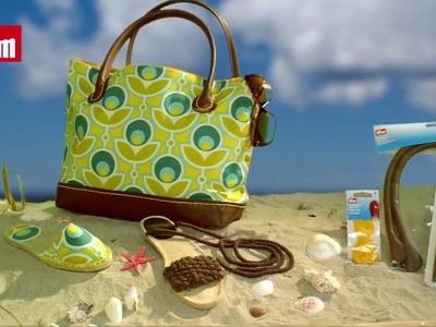 Tuto Couture facile : Réalisez un sac à main avec Prym !
