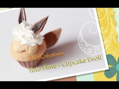 Tuto Fimo - Cupcake Evoli