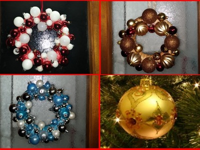 #1 DIY couronne de Noël