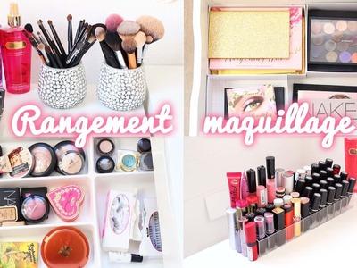Mon rangement maquillage | Laura MakeupTips