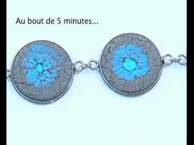 Pébéo - Fantasy Prisme: Décorer un bracelet