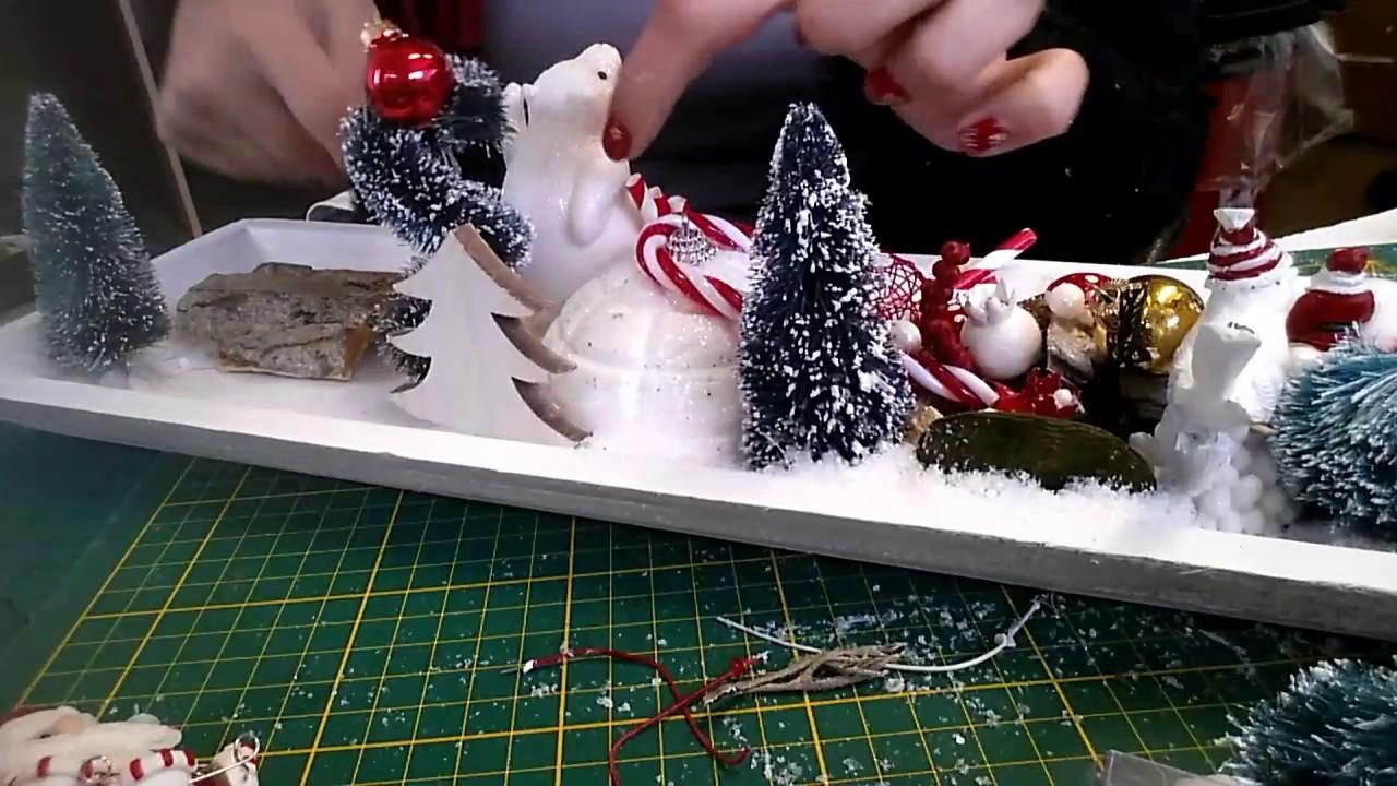 Tutoriel décoration de Noël