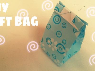 Origami facile - Sac Cadeau