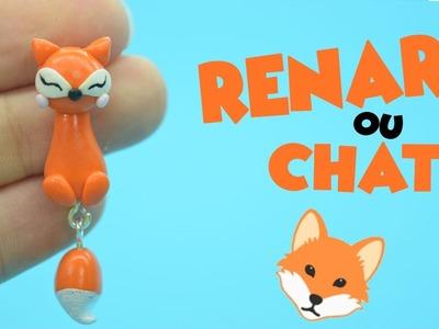 TUTO FIMO FACILE #6 - renard.chat