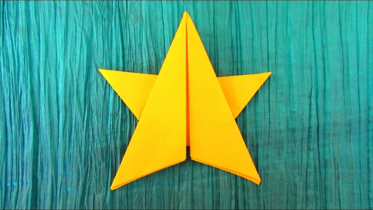 Origami : Étoile
