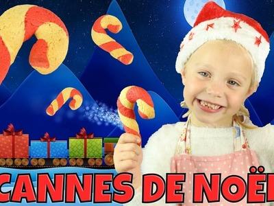 ❅• RECETTE BISCUITS CANNES DE NOEL | FACILE ET RAPIDE •❅