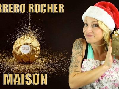 ❅• RECETTE FERRERO ROCHER MAISON | FACILE ET RAPIDE •❅