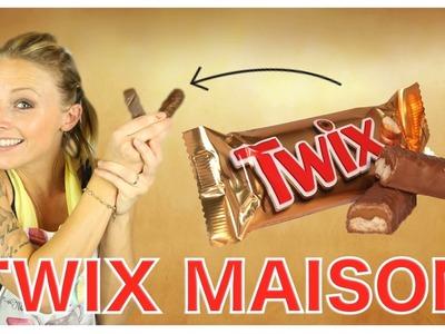 ♡• RECETTE TWIX MAISON | FACILE ET RAPIDE •♡