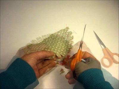 Cours de couture débutant n°7: coudre les courbes (2)