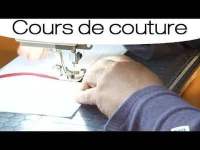 Couture : Apprendre à faire une trousse en coton