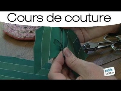 Couture : faire une queue de rat