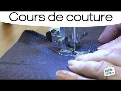 Couture : Monter des poches de côté