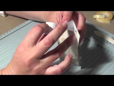 Fabriquez des petites boîtes
