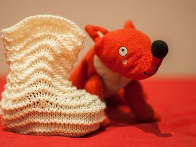 Tuto tricot : chaussons bébé (bottes)